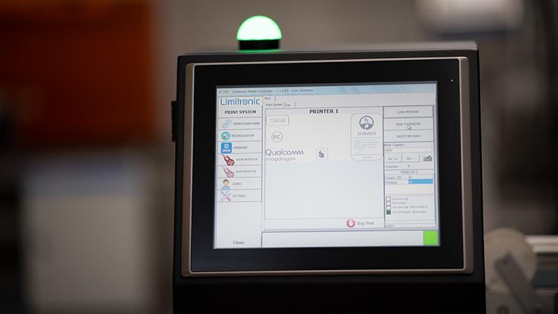 Controlador de impresora V7 White de Limitronic