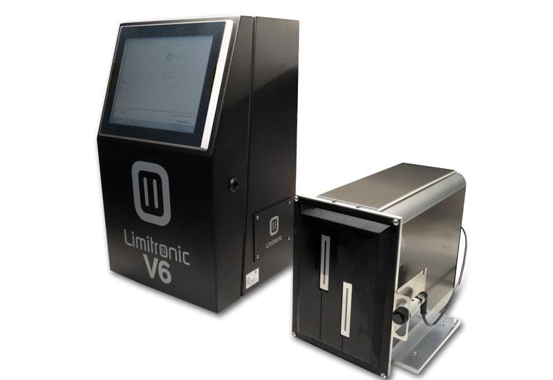 Impresora inkjet 2 colores de Limitronic