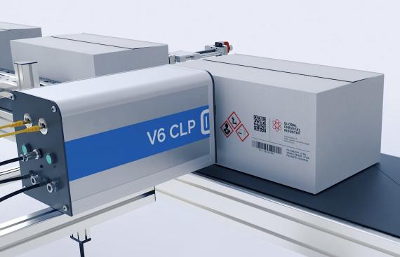 Limitronic. Marcaje de producto con la tecnología de impresión digital inkjet