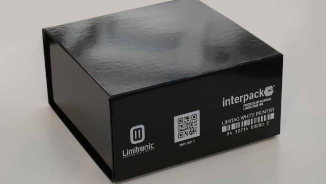 Nueva impresora UV LED codificadora de limitronic