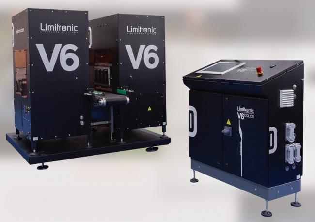Estación de impresión V6 color EPS - CMYK