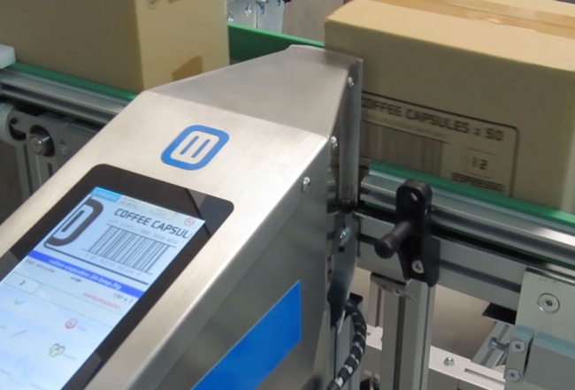 Colaboración Limitronic Mins Industrial V5 compact en línea